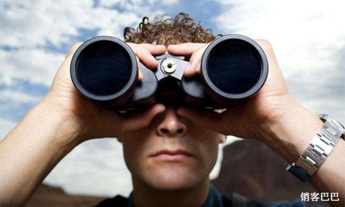 望远镜的销售信范文,有了它远处的的景色都是你的