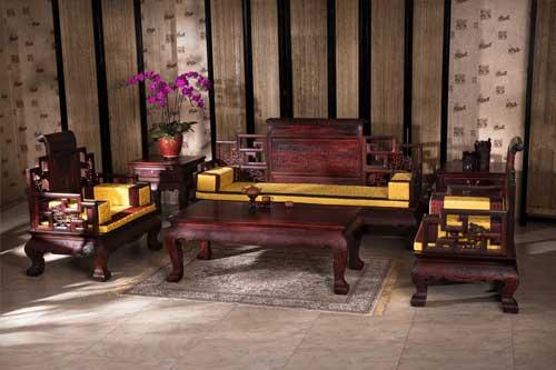 免费模式成功案例,红木家具免费用五年,迅速获取大量精准高端人群