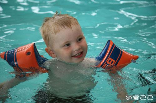 儿童游泳馆免费模式案例,游泳不要钱,如何让利润增加了5倍以上