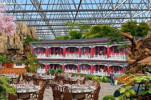 生态园免费模式,女性免费游生态园,吸引大量游客年入100万