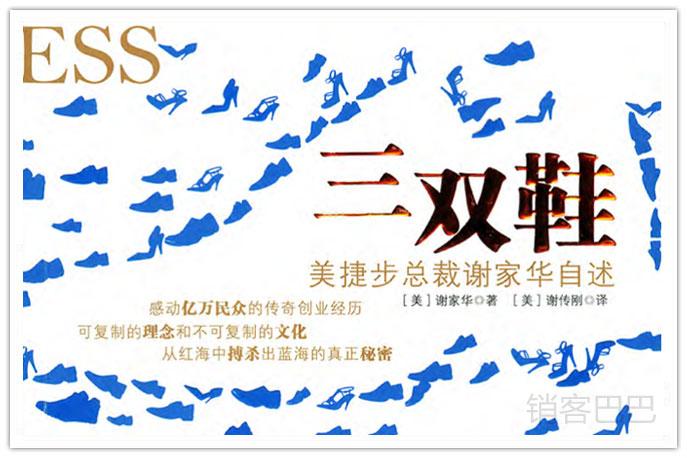 三双鞋谢家华pdf电子书下载,美捷步总裁自述,从红海搏杀出蓝海的秘密