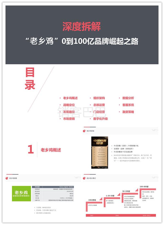 老乡鸡营销策略分析,如何从0到800家门店的品牌崛起之路