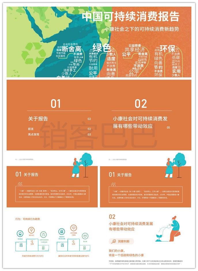 2020中国可持续性消费的研究报告,小康社会有哪些带动效应?