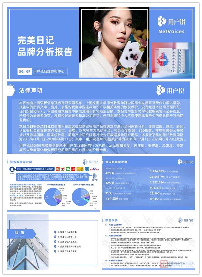 完美日记品牌分析报告_完美日记品牌营销策略分析
